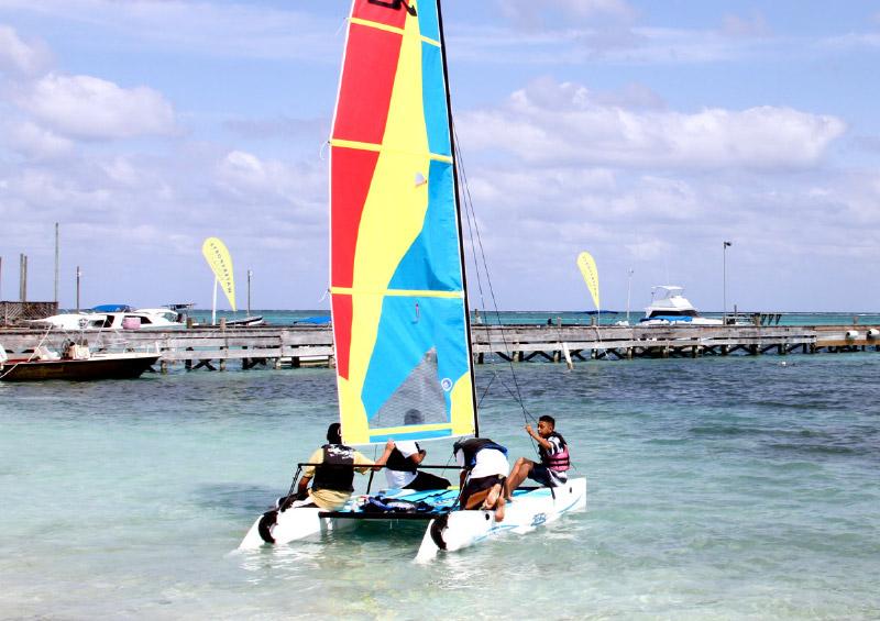 Xtreme Panam 225 Windsurf And Catamaran